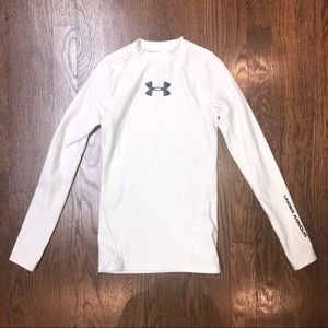 Under Armour Cold Gear Base Layer Set Boys Youth S